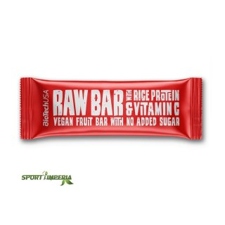 BioTech USA Raw Bar 40g