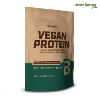 BioTech Usa Vegan Protein 500g Forest Fruit