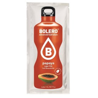 Bolero Drinks Beutel 8-9g  für 1,5 Liter Papaya
