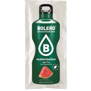 Bolero Drinks Beutel 8-9g  für 1,5 Liter Watermelon