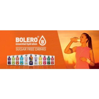 Bolero Drinks Beutel 8-9g  für 1,5 Liter Dragon Fruit