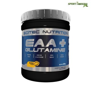Scitec Nutrition EAA + Glutamine 9 g Einzelportion Mango