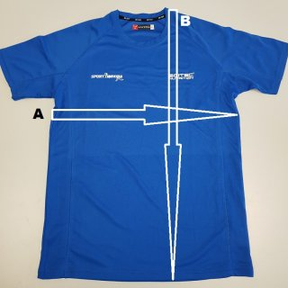 Technical T-Shirt SPORT-IMPERIA Royal-Blue