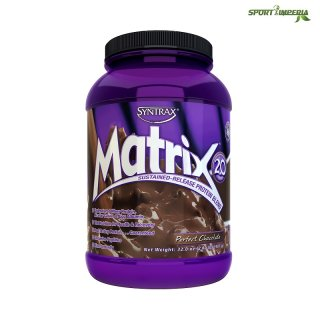 Syntrax Matrix 2.0 Proteinblend 907 g Milk Chocolate