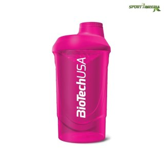 BioTech USA Shaker WAVE 700 ml Magenta