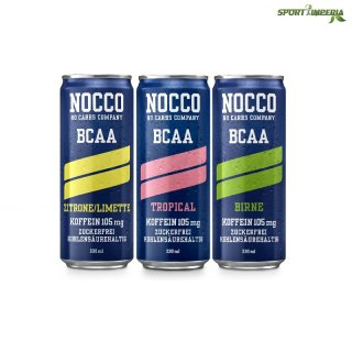 NOCCO BCAA Drink 330 ml