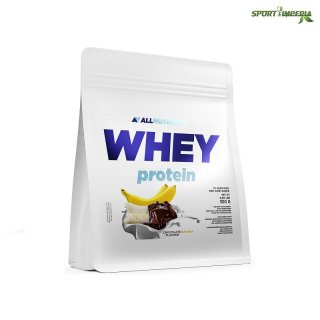 ALLNUTRITION Whey Protein 30 g Portionsbeutel Chocolate Mint
