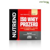 Nutrend ISO Whey Prozero 25 g Portionsbeutel