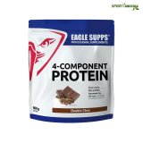 Eagle Supps 4-Component Protein 500 g Beutel Double Choc