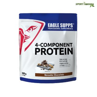 Eagle Supps 4-Component Protein 500 g Beutel Noisette Chocolate