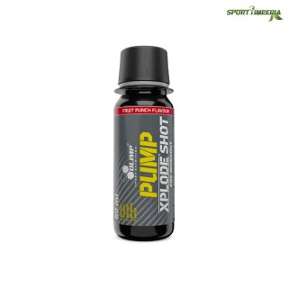 Olimp PUMP Xplode Shot 60 ml Fruit Punch