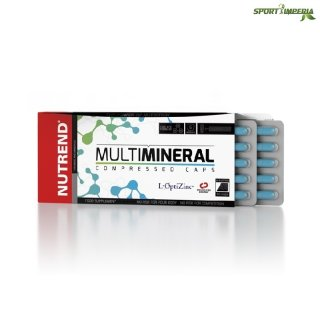 Nutrend Multimineral Compressed Caps 60 Kapseln