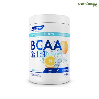 SFD Nutrition BCAA 2:1:1 Instant Powder 400 g Lemon Lime