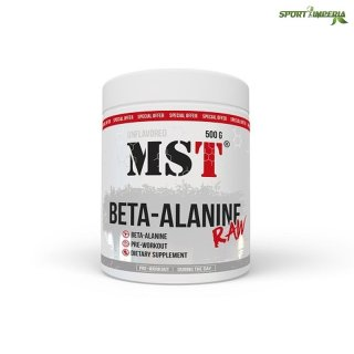 MST Beta-Alanine RAW Powder 500 g