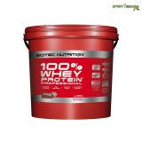 Scitec Nutrition 100% Whey Protein Prof. 5000 g
