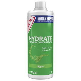 Eagle Supps Hydrate Premium Concentrate 1000 ml Apple