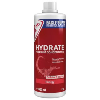 Eagle Supps Hydrate Premium Concentrate 5000 ml Kanister Energy