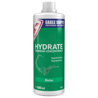 Eagle Supps Hydrate Premium Concentrate 5000 ml Kanister Melon