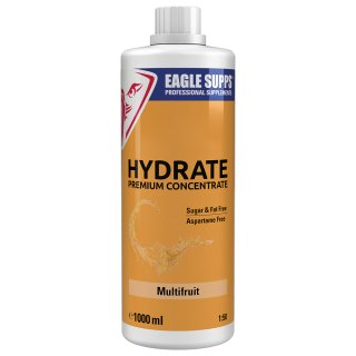 Eagle Supps Hydrate Premium Concentrate 5000 ml Kanister Multifruit