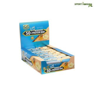 Z-Konzept 50% Protein Bar Display 24 x 50 g Tropical Mango