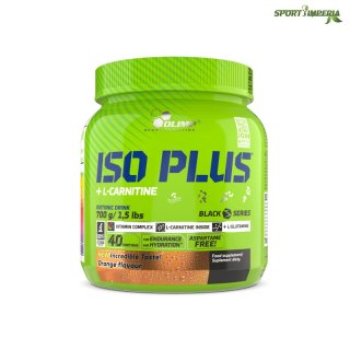 Olimp Iso Plus Powder 700g Tropic Blue