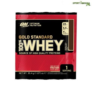 Optimum Nutrition 100% Whey Gold Standard Sample 1 Portion French Vanilla Creme