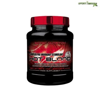 Scitec Hot Blood 3.0 Pre-Workout 820g Pink Lemonade